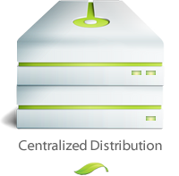 slideset green centralized distribution1