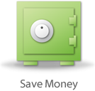 slideset green save money1